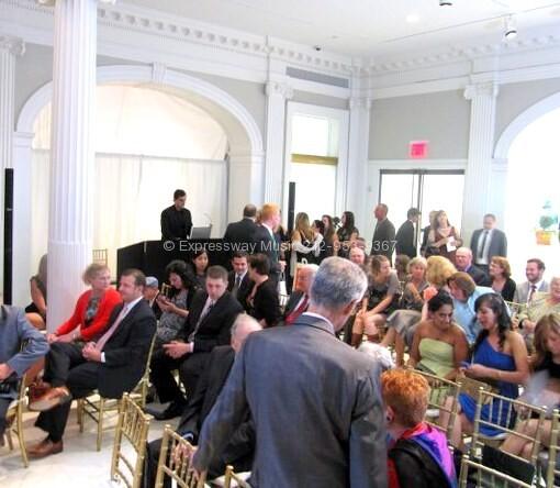 Museum of the City of New York Wedding DJ