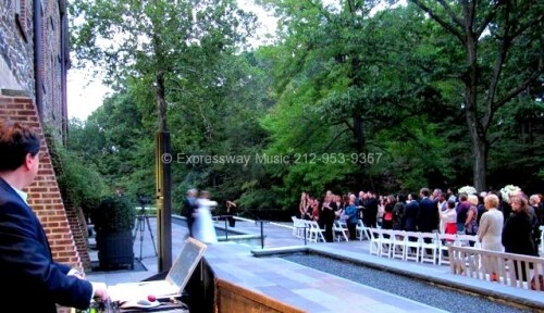 Stone Mill Wedding