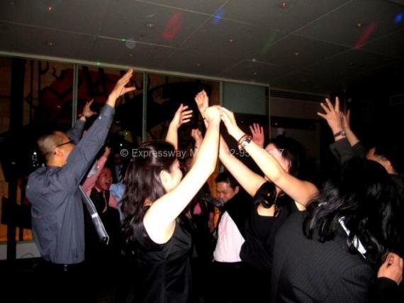 Brasserie 8.5 NYC DJ
