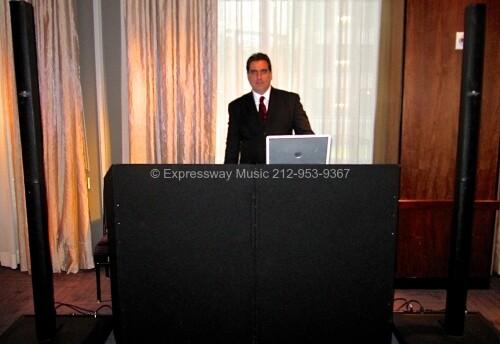 Trump Soho DJ Dave Swirsky