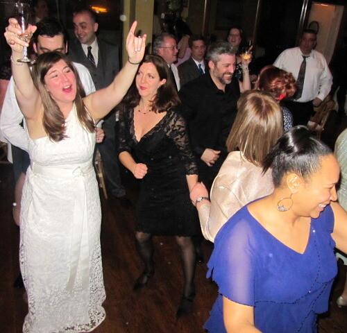 The Water Club Wedding DJ