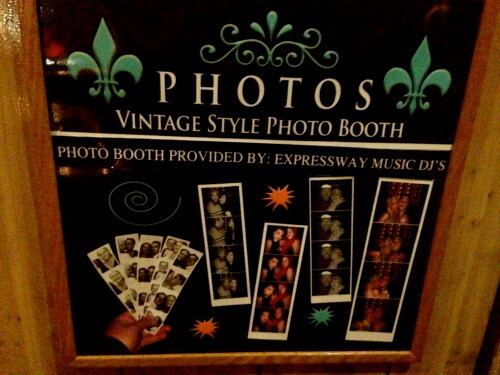 Expressway Music Vintage Photo Booth