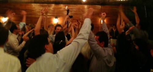 Aretsky's Patroon wedding