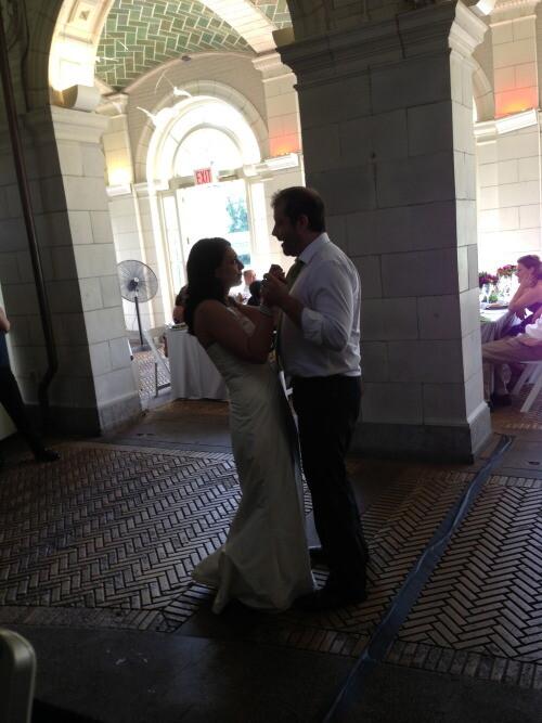 1st Dance Brooklyn Wedding