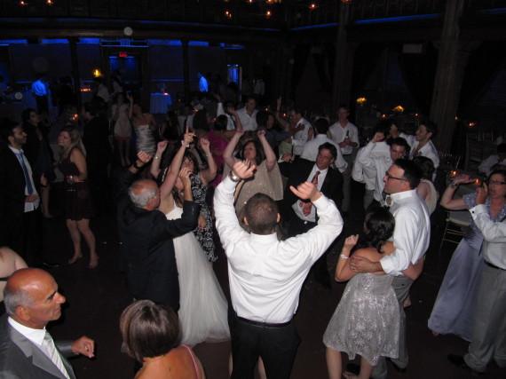 Dancing at Angel Orensanz