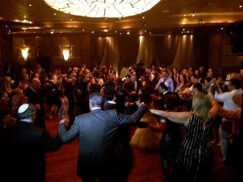 Woodbury Jewish Center Wedding