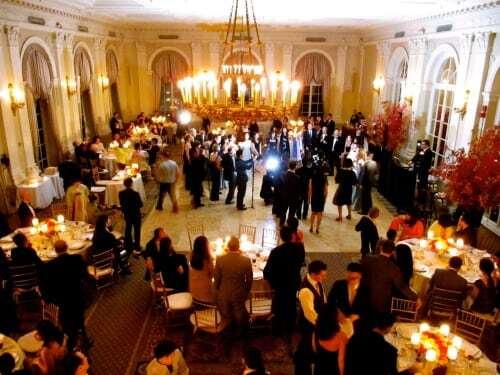 Yale Club Wedding with Expressway Music DJ