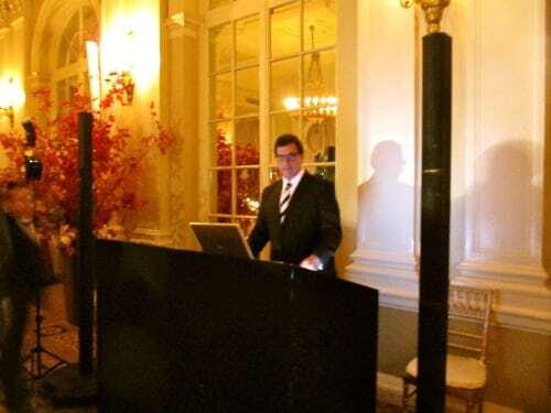 Yale Club Wedding DJ