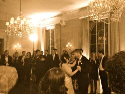 Harold Pratt House Park Avenue Wedding