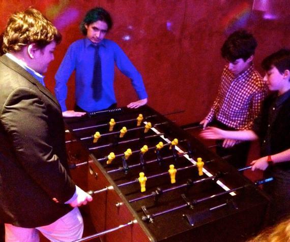 Sports Game Mitzvah