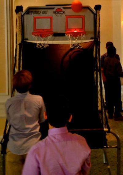 Pop a Shot Basketball