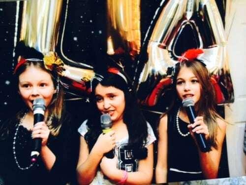 children party karaoke nyc