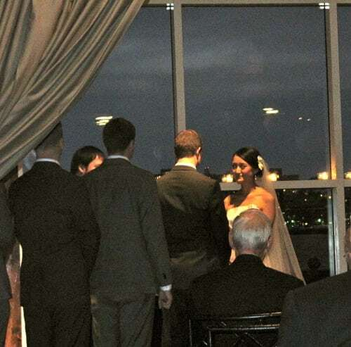 LIghthouse Wedding Chelsea Piers