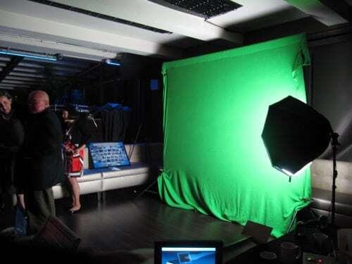 green screen photos nyc