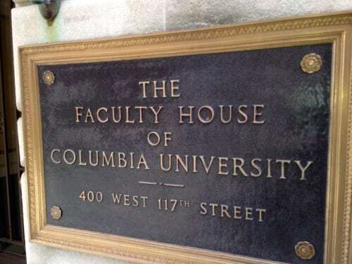 Columbia Faculty House