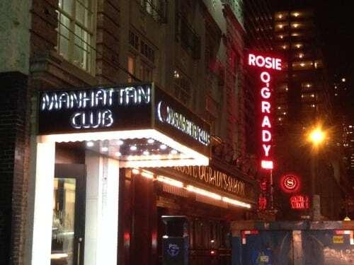 Rosie O'grady's Manhattan Club