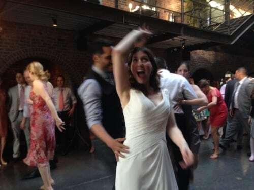 the Foundry Jewish Wedding