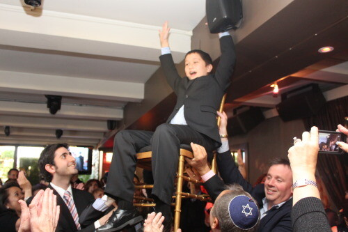 Empire Hotel Rooftop Bar Mitzvah