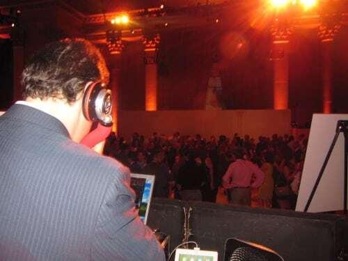 Cipriani's Wall Street Event DJ