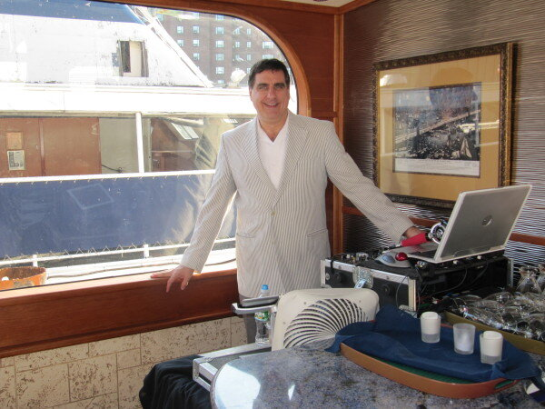 Lexington Yacht DJ