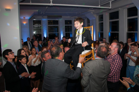 Tribeca Bar Mitzvah with Expressway Music DJs