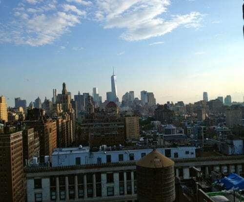 Manhattan Penthouse view