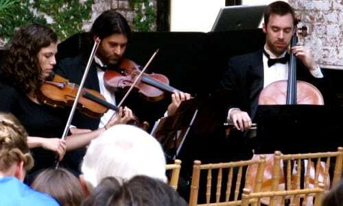 Classical Trio for Wedding NYC