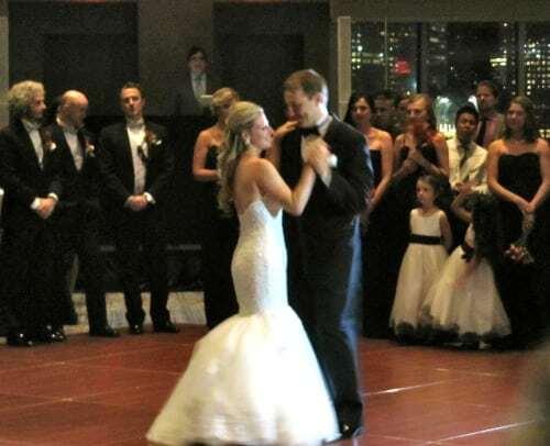 Hyatt Regency Wedding Jersey City