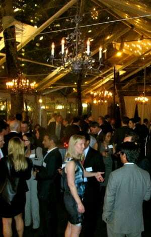 Bryant Park Grill corporate party