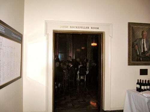 Harold Pratt House David Rockefeller Room