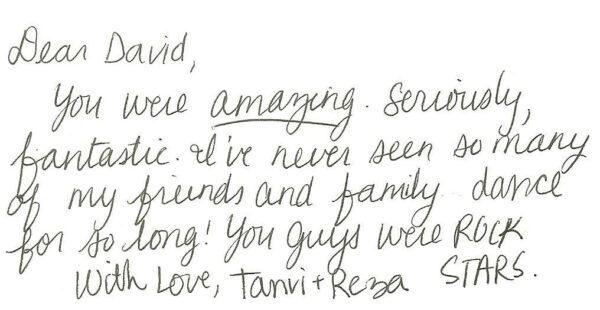 Patel Letter