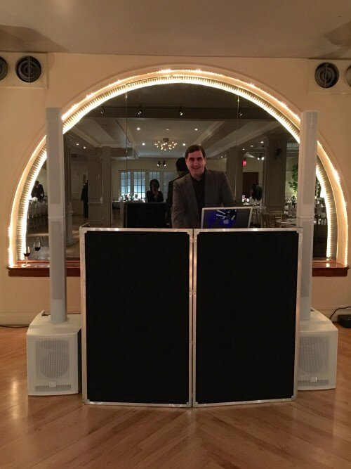DJ Dave Swirsky at Manhattan Penthouse