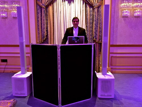 DJ Dave Swirsky at The Grove Wedding New Jersey