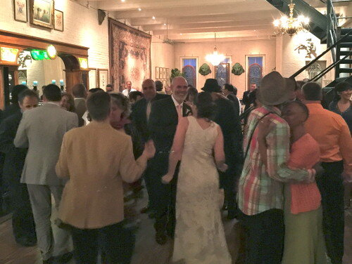 Alger House Wedding DJ NYC