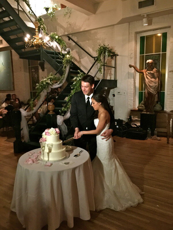 Alger House Wedding