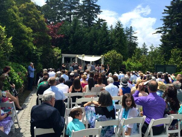 Bronx Botanic Garden Wedding