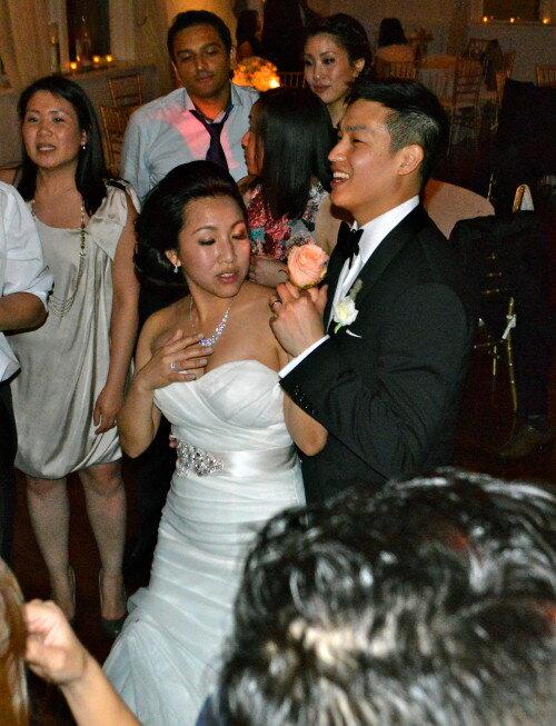 Midtown Loft & Terrace Wedding DJ
