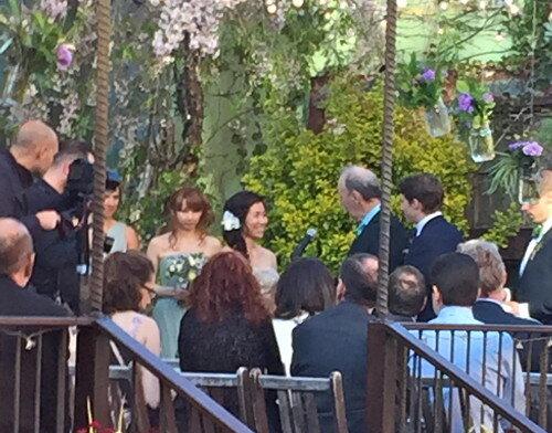 my moon wedding ceremony