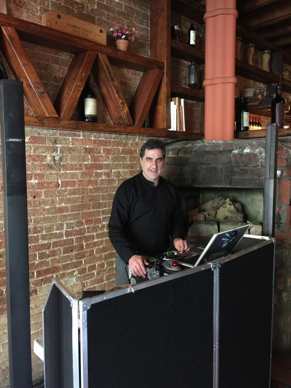 Brooklyn Wedding disc Jockey