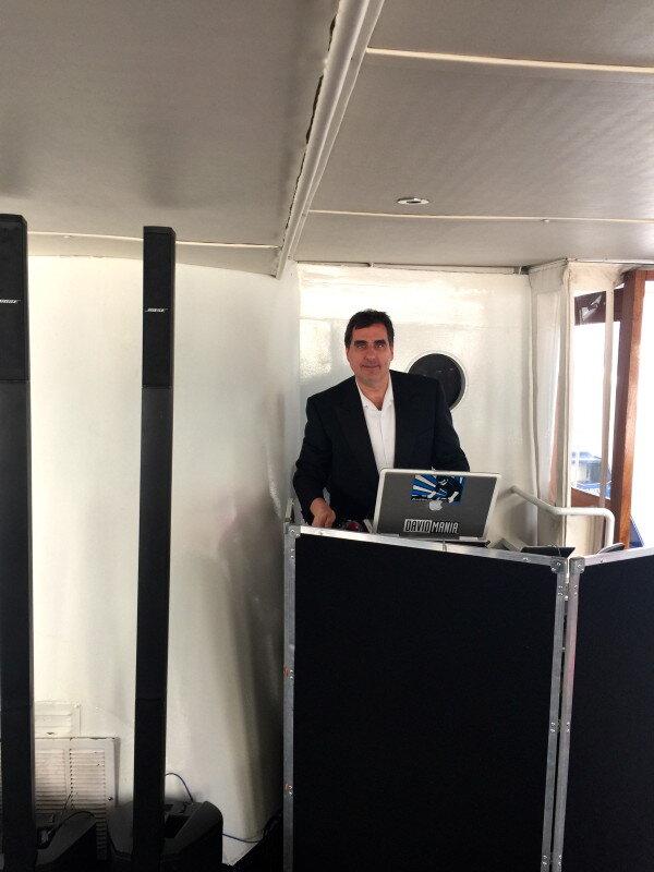 Yacht DJ NYC