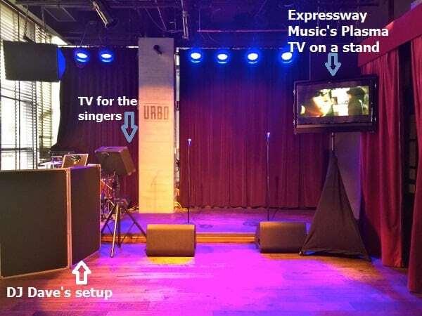Corporate Karaoke Event