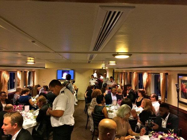 Yacht Dinner