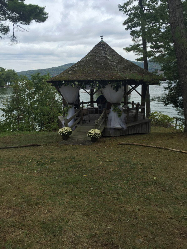 Lake George Wedding