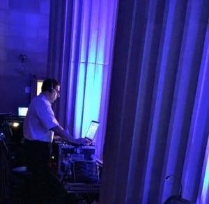 DJ Dave Swirsky at Gotham Hall