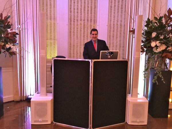 Council of Foreign Relations Wedding DJ