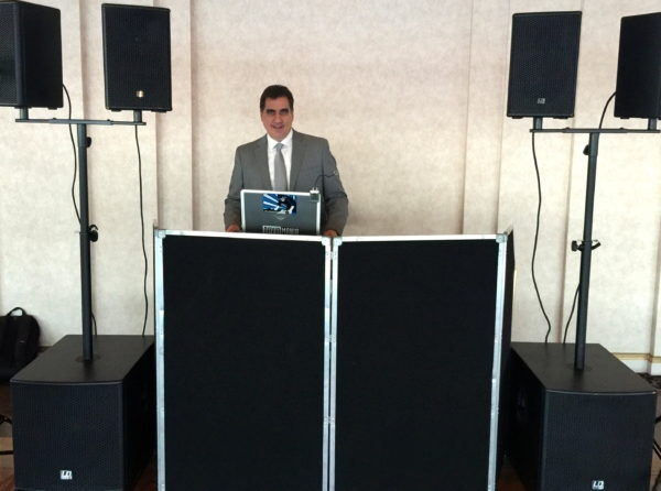 Glen Harbour Wedding DJ