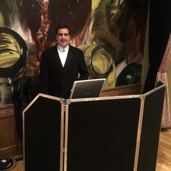 DJ Dave Swirsky at City Winery Wedding