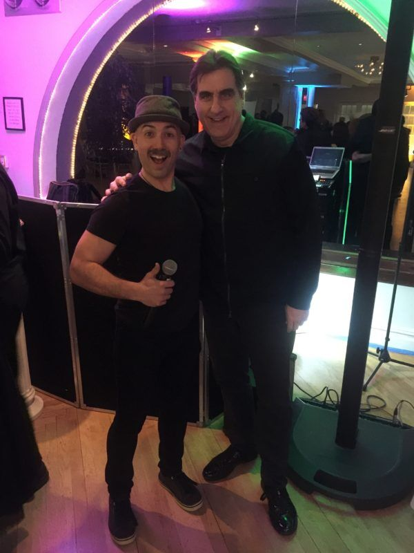 MC Alberto & DJ Dave Swirsky from Expressway Music