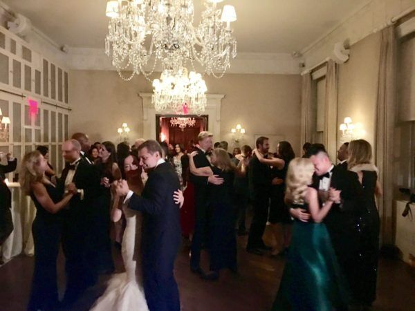 Dancing Fun at NYC Wedding