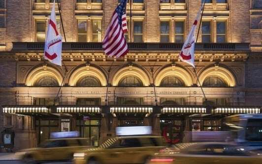 Carnegie Hall for Events and DJ's
